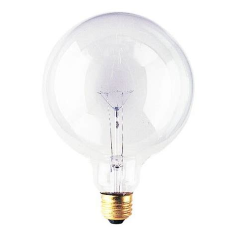 125mm 40 watt es e27mm large globe light bulb
