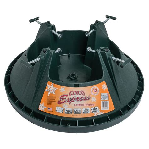 12 christmas tree stand cinco 12 express tree stand