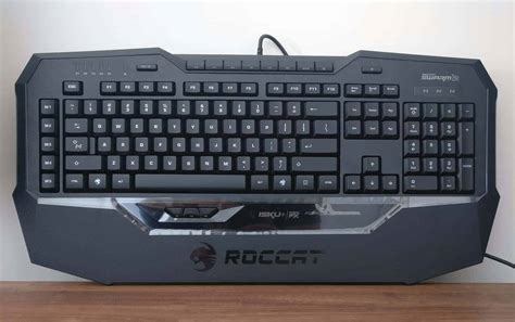 roccat isku force fx gaming keyboard review the streaming blog