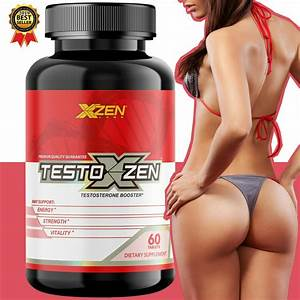 Testosterone Booster Stronger Than Test Worx For Men Over 30 60 Tablet 604286975184