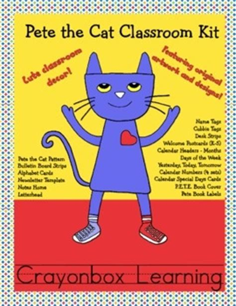 223 best pete the cat images on pinterest pete the cats