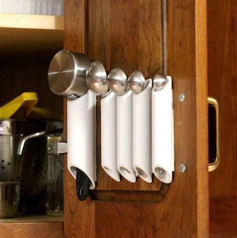 Kitchen Cabinet Organization Ideas by Diy Pvc Pipe Storage Ideas