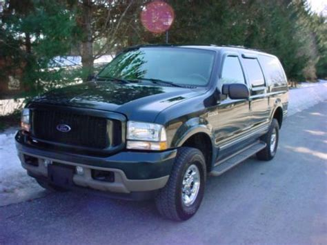 small engine maintenance and repair 2003 ford excursion seat position control find used 2003 ford excursion limited 4 wheel drive loaded great tow vehicle very clean in