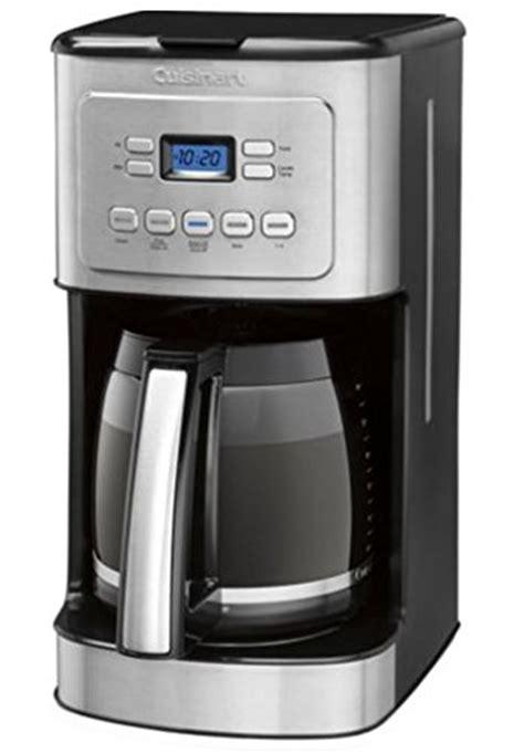 cuisinart coffee maker self clean cuisinart 14 cup coffeemaker machine brew automatic