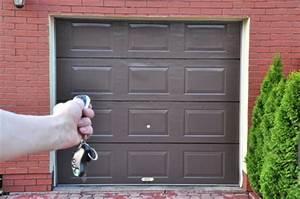porte de garage automatique construire ma maison With porte de garage automatique