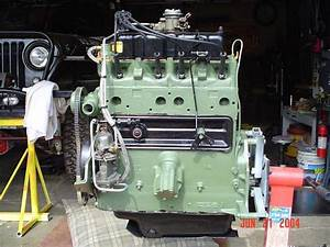 Old School 134- F-head Engine Head U2026