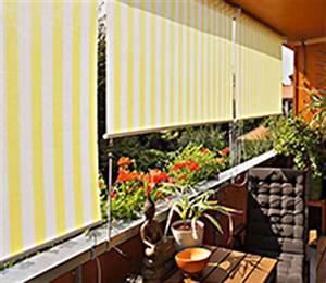 Sonnenrollo Für Balkon : senkrechtmarkisen jarolift ~ Sanjose-hotels-ca.com Haus und Dekorationen