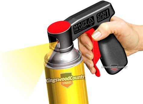 Aerosol Spray Can Gun Handle Trigger Grip Holder Paint