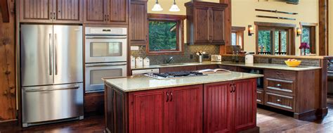 Huntwood Cabinets Bellevue Wa by Distinctively Rustic Custom Cabinets