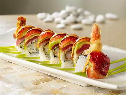 Sushi Zushi Wallpapers Tastes Stone Tempura Shrimp