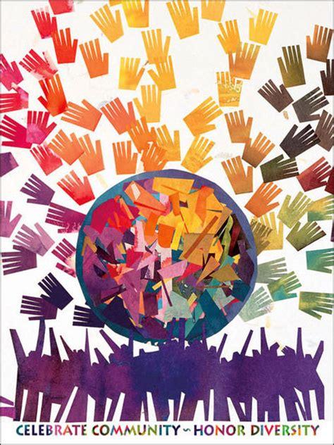 poster celebrate community honor diversity syracuse