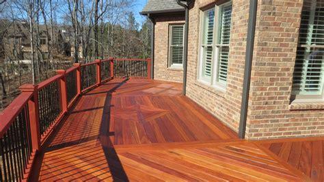 Tiger Wood Decking Maintenance by Tigerwood Deck Newsonair Org