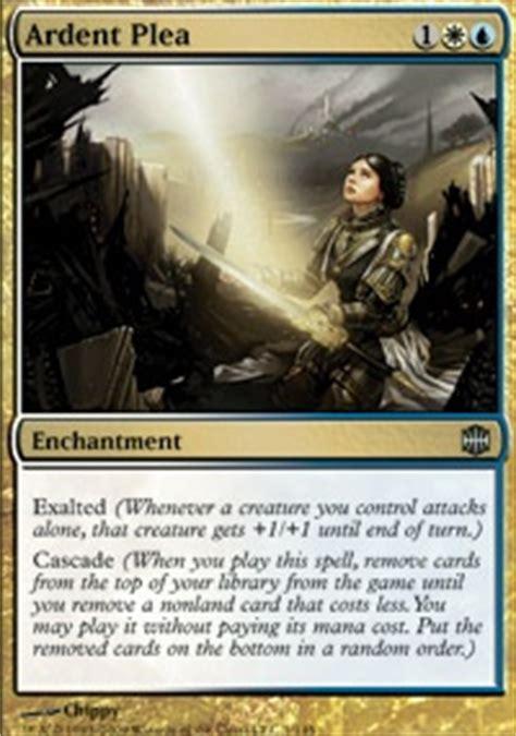 Mtg Exalted Deck Edh by Light Of Alabaster Edh Commander Edh Mtg Deck