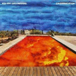 The Red Hot Chili Peppers – Painted – infinityandstuff