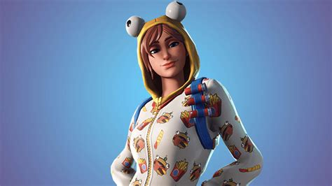 Fortnite Durr Burger Onesie Lets You Wear Fortnite To Bed