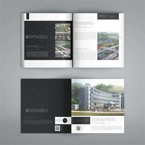 architecture portfolio sles architecture portfolio square format by keboto graphicriver
