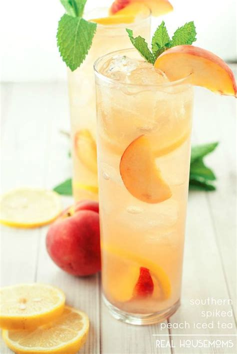 10 Refreshing Summer Cocktail Recipes To Help You Keep Your Cool by 12 Spiked Iced Teas That Will Help You Savor Every Bit Of