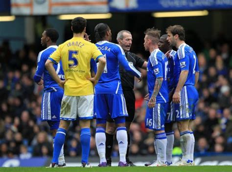 Soccer – FA Cup – Fifth Round – Chelsea v Birmingham City ...