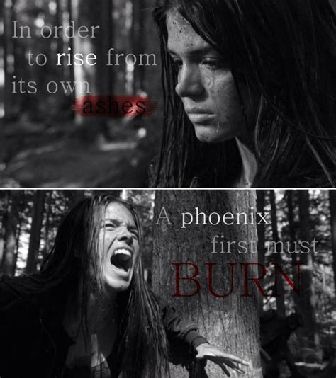 The 100 Quotes The100 Octavia The 100 Fandoms