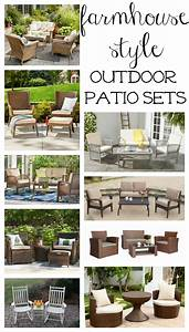Farmhouse Style Outdoor Decorating Ideas Shopping Guide