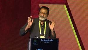 Mohan Das Pai at India Ideas Conclave 2016 - YouTube