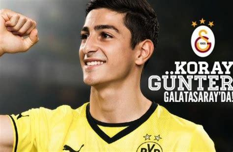 Born 16 august 1994) is a german professional footballer of turkish descent, who plays as a centre back for italian club hellas verona. Koray Günter resmen Galatasaray'da - Futbol