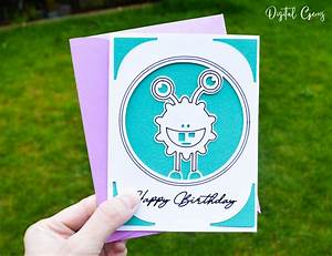Birthday, Card, Designs, Now, Compatible, With, The, Cricut, Joy