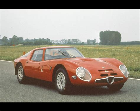 Alfa Romeo Giulia Tz2 by Alfa Romeo Giulia Tz2 Tubolare By Autodelta 1965 1966