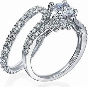 verragio split shank diamond engagement ring ins 7008 With wedding band to match split shank engagement ring