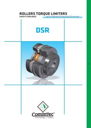 elastomeric coupling rigid coupling comintec  catalogs technical documentation brochure