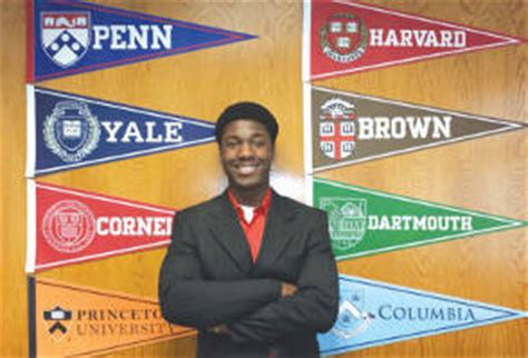 new york senior accepted into nation s 8 league schools 528   kwasi enin accepted top eight ivy league schools