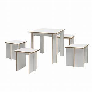 Japanische Designer Möbel : tojo tischgruppe set tojo designer m bel m bel wohnen japanwelt ~ Markanthonyermac.com Haus und Dekorationen
