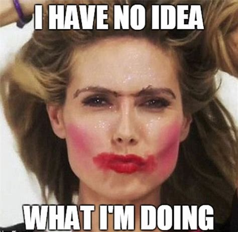 Make Up Meme - funny pictures february 07 2015