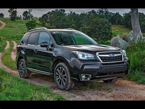 subaru forester 2018 review 2018 subaru forester redesign touring review jpg