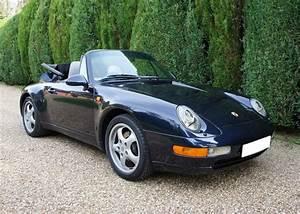 Ref 174 1994 Porsche 911 993 Carrera Cabriolet