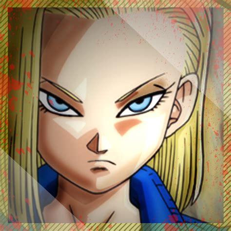 avatars for android android 18 skype avatar by mikedarko on deviantart