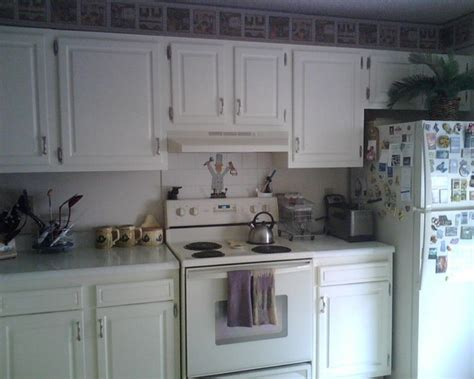 How To Hang Kitchen Cabinets On Drywall ways to fix space wasting kitchen cabinet soffits