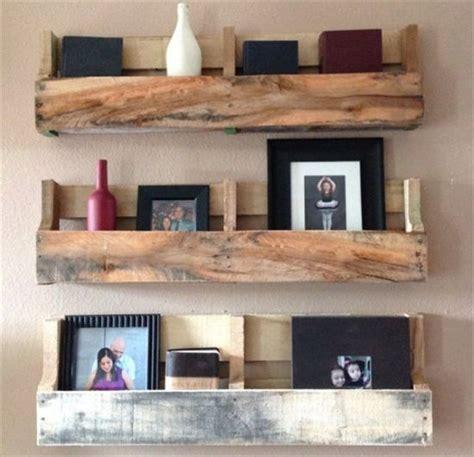 diy home decor with pallets 37 diy home decor ideas for a vintage look Diy Home Decor With Pallets