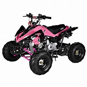 Gmx Sports Zilla X Pink Atv Bike