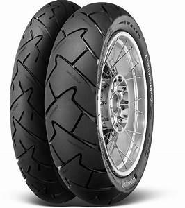 Continental Motorcycle Tires Contitrailattack 2