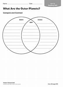 Venn Diagram Comparing and Contrasting Planets (page 3 ...