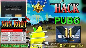 New 2020 Pubg Mobile Wh Android Hack No Root No Host No
