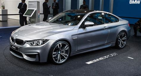 Bmw M4 Coupe And M3 Sedan Concepts Realistically Imagined