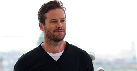 Armie Hammer Breaks Silence On