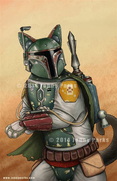 Star Wars Cats Fan Art