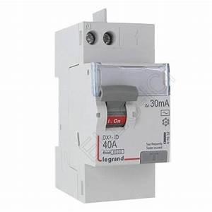 Interrupteur Differentiel Hager 63a Type Ac : interrupteur diff rentiel 63a 30 ma bipolaire 230v type ac ~ Edinachiropracticcenter.com Idées de Décoration