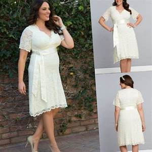 plus size knee length wedding dresses update may With plus size knee length wedding dresses
