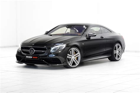 Brabus Launches A Mercedes-amg S65 Amg Rocket With 900ps