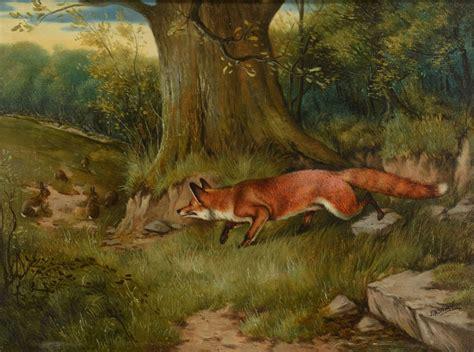lot  ja wheeler fox hunting rabbits