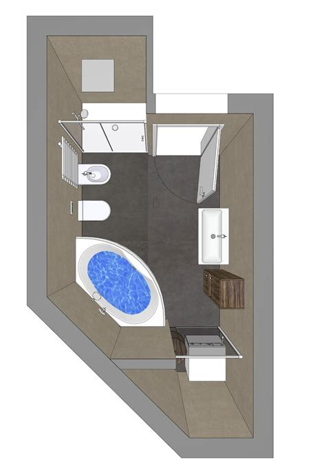 fenster mit integrierter lüftung die eckbadewanne l 246 st das platzproblem badplanung mit dusche in der nische und waschmaschine